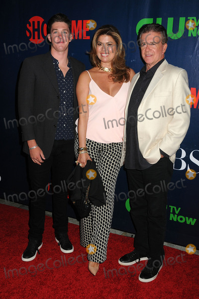 Alan Thicke Photo - 10 August 2015 - West Hollywood California - Carter Thicke Tanya Callau Alan Thicke CBS CW Showtime 2015 Summer TCA Party held at The Pacific Design Center Photo Credit Byron PurvisAdMedia