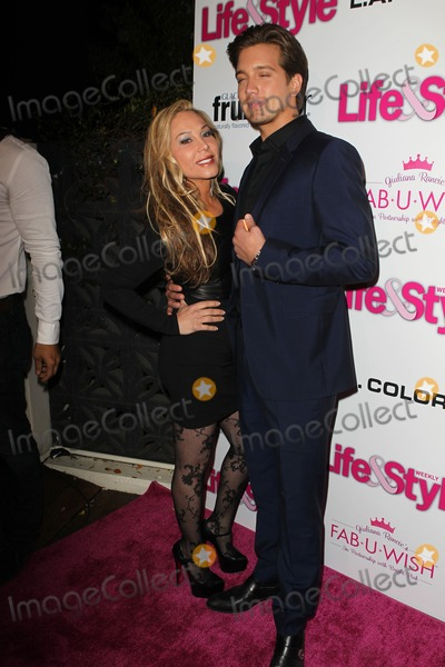 Adrienne Maloof Photo - 9 October 2013 - West Hollywood California - Jacob Busch Adrienne Maloof Life  Style Presents Hollywood In Bright Pink Hosted By Giuliana Rancic Held at Bagatelle Photo Credit Kevan BrooksAdMedia
