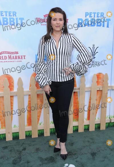 Alicia Machado Photo - 03 February 2018 - Los Angeles California - Alicia Machado Peter Rabbit Los Angeles Premiere held at The Grove Photo Credit Birdie ThompsonAdMedia