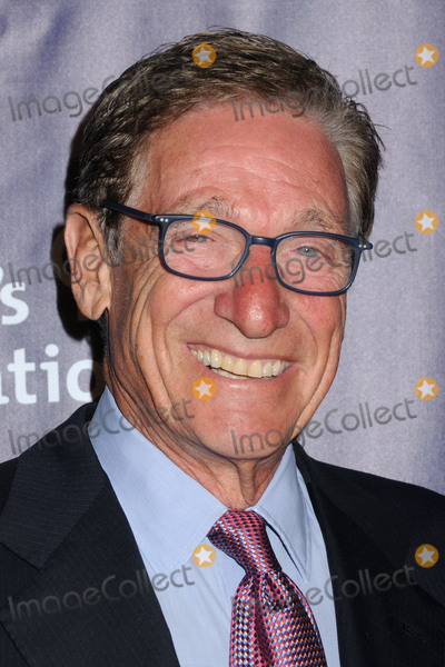 Maury Povich Photo - 9 March 2016 - Beverly Hills California - Maury Povich 24th Annual A Night At Sardis Benefit Gala for the Alzheimers Association held at The Beverly Hilton Hotel Photo Credit Byron PurvisAdMedia