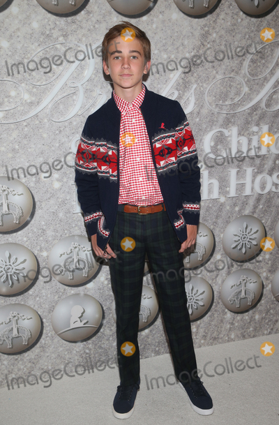 Parker Bates Photo - 7 December 2019 - West Hollywood California - Parker Bates Brooks Brothers Annual Holiday Celebration To Benefit St Jude held at The West Hollywood EDITION Photo Credit FSAdMedia
