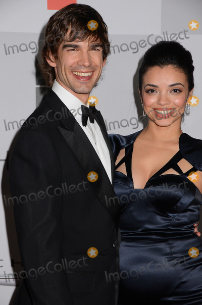Anel Lopez Photo - 15 January 2012 - Hollywood California - Christopher Gorham and Anel Lopez Gorham NBC Universal Golden Globes After Party held at the Beverly Hilton Hotel Photo CreditBirdie ThompsonAdMedia
