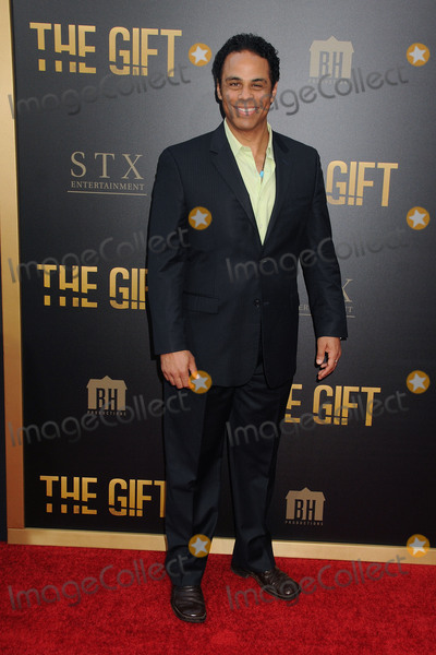 Adam Lazarre-White Photo - 30 July 2015 - Los Angeles California - Adam Lazarre-White The Gift Los Angeles Premiere held at Regal Cinemas LA Live Photo Credit Byron PurvisAdMedia