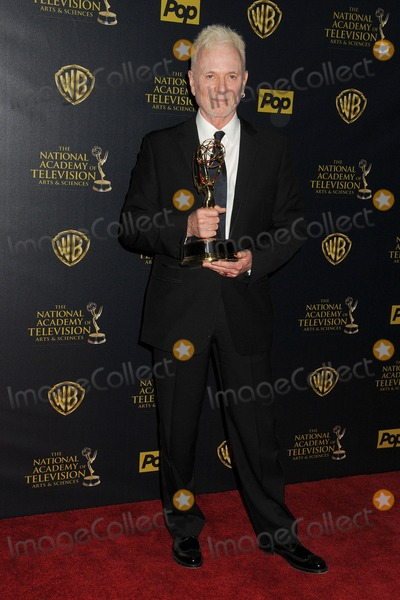 Anthony Geary Photo - 26 April 2015 - Burbank California - Anthony Geary The 42nd Annual Daytime Emmy Awards - Press Room held at Warner Bros Studios Photo Credit Byron PurvisAdMedia