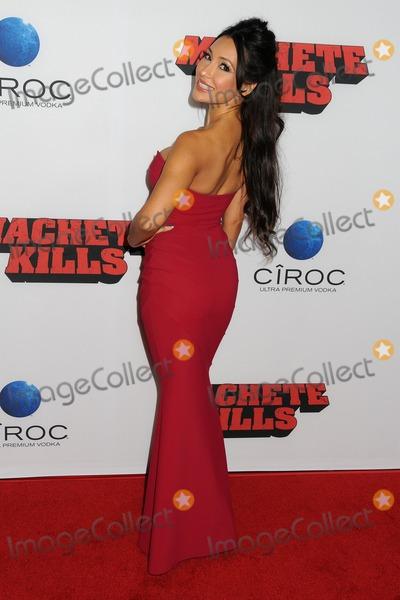 Kea Ho Photo - 02 October 2013 - Los Angeles California - Kea Ho Machete Kills Los Angeles Premiere held at Regal Cinemas LA Live Photo Credit Byron PurvisAdMedia