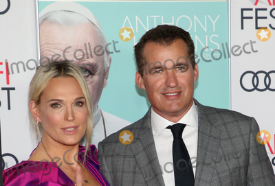 Audy Photo - 18 November 2019 - Hollywood California - Molly Sims Scott Stuber AFI FEST 2019 Presented By Audi  The Two Popes Premiere held at TCL Chinese Theatre Photo Credit FSAdMedia