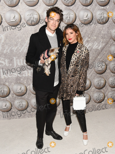 Christopher French Photo - 07 December 2019 - Hollywood California - Christopher French and Ashley Tisdale Brooks Brothers Host Annual Holiday Celebration in West Hollywood to Benefit St Jude Photo Credit Billy BennightAdMedia