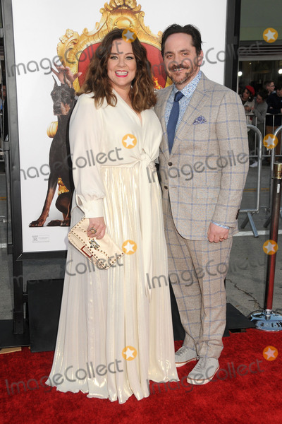 Ben Falcone Photo - 28 March 2016 - Westwood California - Melissa McCarthy Ben Falcone The Boss Los Angeles Premiere held at the Regency Village Theatre Photo Credit Byron PurvisAdMedia