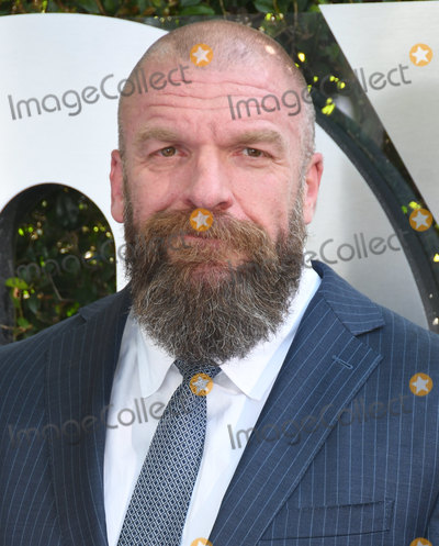 Triple-H Photo - 04 October 2019 - Los Angeles California - Paul Levesque Triple H WWE 20th Anniversary Celebration Marking Premiere Of WWE Friday Night SmackDown On FOX held at Staples Center Photo Credit Birdie ThompsonAdMedia