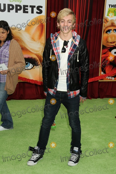 Ross Lynch Photo - 12 November 2011 - Hollywood California - Ross Lynch The Muppets Los Angeles Premiere held at the El Capitan Theatre Photo Credit Byron PurvisAdMedia