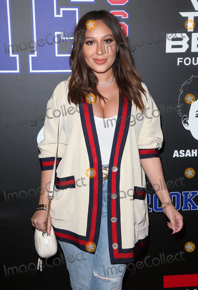 Adrienne Bailon Photo - 15 February 2018 - Los Angeles California - Adrienne Bailon Rookie USA Fashion Show held at MILK Studios Photo Credit F SadouAdMedia