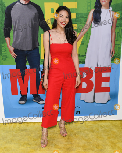 Arden Cho Photo - 22 May 2019 - Westwood Village California - Arden Cho Netflix Always Be My Maybe Los Angeles Premiere held at Regency Village Theatre Photo Credit Billy BennightAdMedia