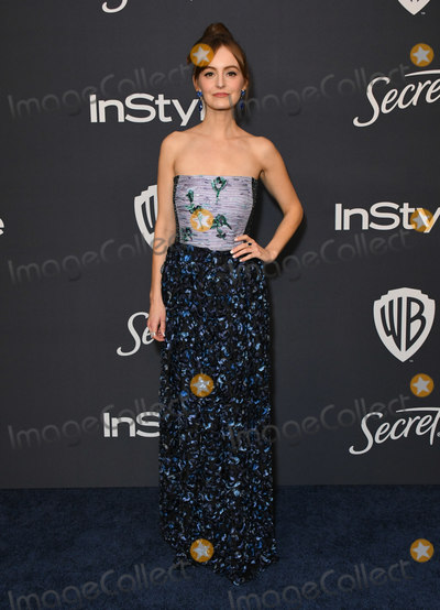 Ahna OReilly Photo - 05 January 2020 - Beverly Hills California - Ahna OReilly 21st Annual InStyle and Warner Bros Golden Globes After Party held at Beverly Hilton Hotel Photo Credit Birdie ThompsonAdMedia