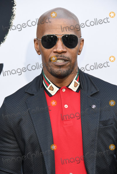 Jamie Foxx Photo - 03 June 2019 - Los Angeles California - Jamie Foxx Netflixs The Black Godfather Los Angeles Premiere held at Paramount Theater Photo Credit Birdie ThompsonAdMedia