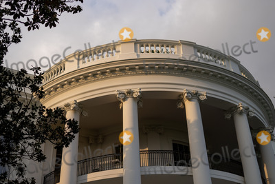 White House Photo - The view of the White House after United States President Joe Biden arrives back to the White House from Holy Trinity Catholic Church in the Georgetown neighborhood of Washington DC Sunday August 29 2021 President Biden earlier attended a dignified transfer in Dover Delaware for 13 members of the US military who were killed in Afghanistan last week and gave an update on Hurricane Ida from FEMA headquarters   Credit Ken Cedeno  Pool via CNPAdMedia