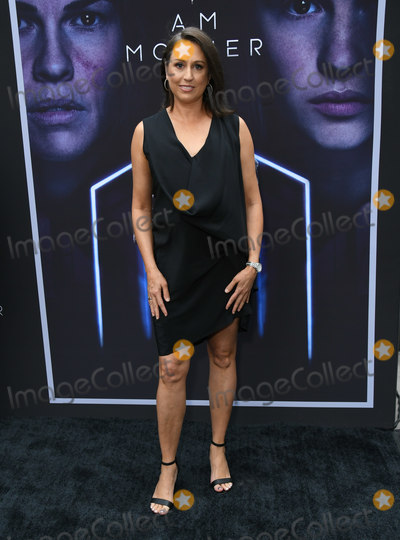 Anna Vincent Photo - 06 June 2019 - Hollywood California - Anna Vincent Netflixs I Am Mother Los Angeles Special Screening held at Arclight Hollywood  Photo Credit Birdie ThompsonAdMedia