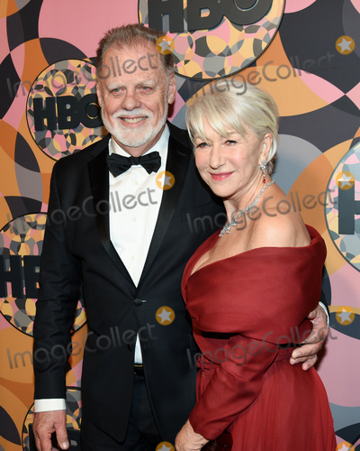 Taylor Hackford Photo - 05 January 2020 - Beverly Hills California - Taylor Hackford and Helen Mirren 2020 HBO Golden Globe Awards After Party held at Circa 55 Restaurant in the Beverly Hilton Hotel Photo Credit Billy BennightAdMedia