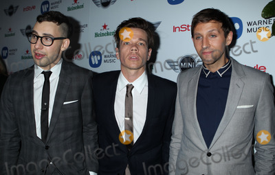 Andrew Dost Photo - 10 February 2013 - West Hollywood California - Nate Ruess Andrew Dost Jack Antonoff Warner Music Group 2013 Grammy Celebration held at The Chateau Marmont Photo Credit Russ ElliotAdMedia