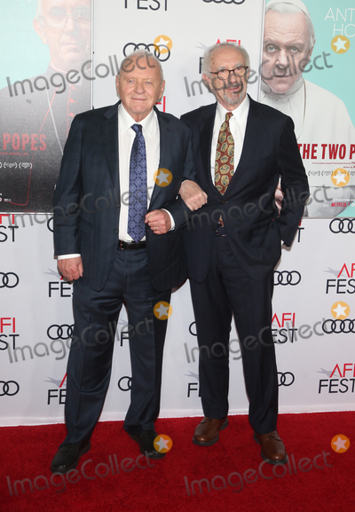 Anthony Hopkins Photo - 18 November 2019 - Hollywood California - Anthony Hopkins Jonathan Pryce AFI FEST 2019 Presented By Audi  The Two Popes Premiere held at TCL Chinese Theatre Photo Credit FSAdMedia