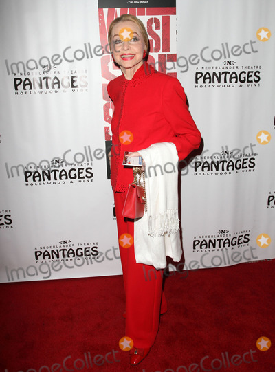 Anne Jeffreys Photo - 1 December 2010 - Hollywood CA - Anne Jeffreys West Side Story Play Los Angeles Opening Night held At the Pantages Theatre Photo Kevan BrooksAdMedia