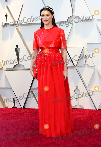 Rachel Weisz Photo - 24 February 2019 - Hollywood California - Rachel Weisz 91st Annual Academy Awards presented by the Academy of Motion Picture Arts and Sciences held at Hollywood  Highland Center Photo Credit AdMedia