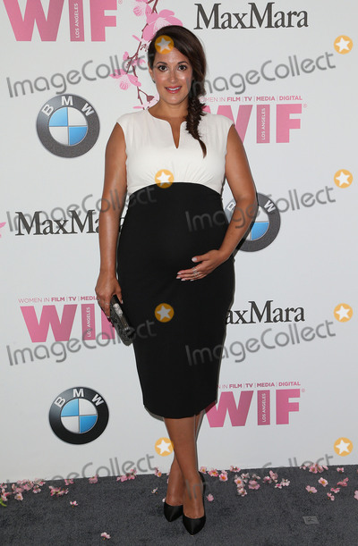 Angelique Cabral Photo - 13 June 2017 - Beverly Hills California - Angelique Cabral Women In Film 2017 Crystal  Lucy Awards Presented By Max Mara And BMW held at The Beverly Hilton Hotel Photo Credit F SadouAdMedia