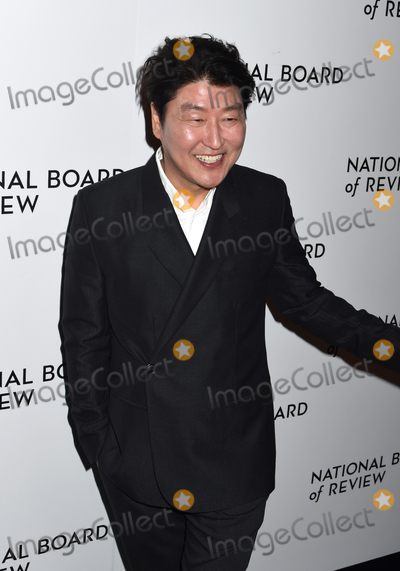 The National Photo - 08 January 2020 - New York New York - Kang-ho Song at the National Board of Review Annual Awards Gala held at Cipriani 42nd Street Photo Credit LJ FotosAdMedia