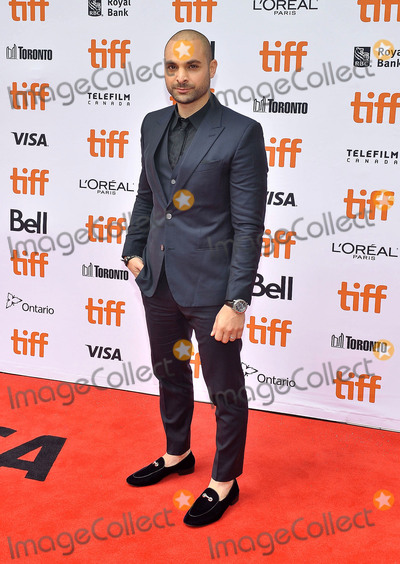 Kim Nguyen Photo - 08 September 2018 - Toronto Ontario Canada - Kim Nguyen The Hummingbird Project Premiere - 2018 Toronto International Film Festival held at the Princess of Wales Theatre Photo Credit Brent PerniacAdMedia