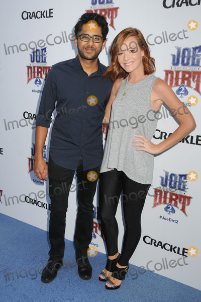 Adhir Kalyan Photo - 24 June 2015 - Culver City California - Adhir Kalyan Emily Wilson Joe Dirt 2 Beautiful Loser Los Angeles Premiere held at Sony Pictures Studios Photo Credit Byron PurvisAdMedia