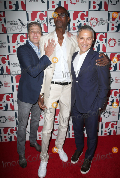 Ariel Emanuel Photo - 23 September 2017 - Beverly Hills California - Patrick Whitesell Mark Bradford Ariel Emanuel Los Angeles LGBT Centers 48th Anniversary Gala Vanguard Awards held at The Beverly Hilton Hotel Photo Credit F SadouAdMedia