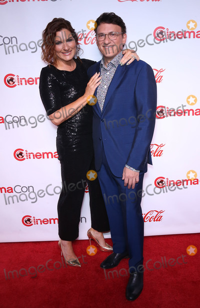Anthony Russo Photo - 04 April 2019 - Las Vegas NV - Anthony Russo 2019 CinemaCon Big Screen Achievement Awards Red Carpet at Caesars Palace Photo Credit MJTAdMedia