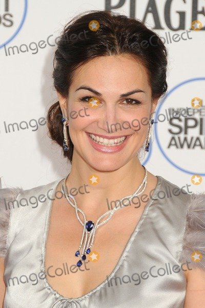 Helena Noguerra Photo - 21 February 2015 - Santa Monica California - Helena Noguerra 2015 Film Independent Spirit Awards - Arrivals held at Santa Monica Beach Photo Credit Byron PurvisAdMedia