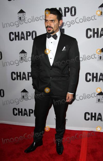 El Chapo Photo - 19 April 2017 - Los Angeles California - Alejandro Aguilar Univisions El Chapo Original Series Premiere Event held at The Landmark Theatre Photo Credit AdMedia