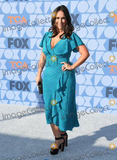 Jennifer Love Hewitt Photo - 07 August 2019 - Los Angeles California - Jennifer Love Hewitt FOX Summer TCA 2019 All-Star Party held at Fox Studios Photo Credit Birdie ThompsonAdMedia