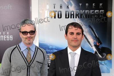 Alex Kurtzman Photo - 14 May 2013 - Hollywood California - Alex Kurtzman Roberto Orci Star Trek Into Darkness Los Angeles Premiere held at the Dolby Theatre Photo Credit Byron PurvisAdMedia