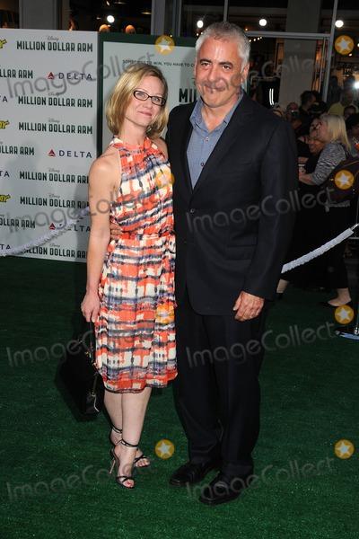 Adam Arkin Photo - 06 May 2014 - Hollywood California - Adam Arkin Million Dollar Arm Los Angeles Premiere held at the El Capitan Theatre Photo Credit Byron PurvisAdMedia