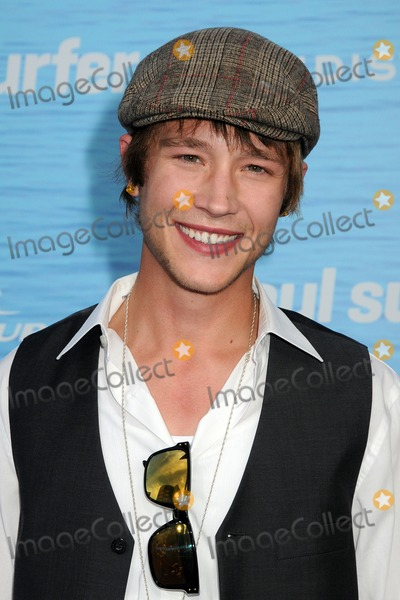Nick Roux Photo - 30 March 2011 - Hollywood California - Nick Roux Soul Surfer Los Angeles Premiere held at ArcLight Cinemas Photo Byron PurvisAdMedia