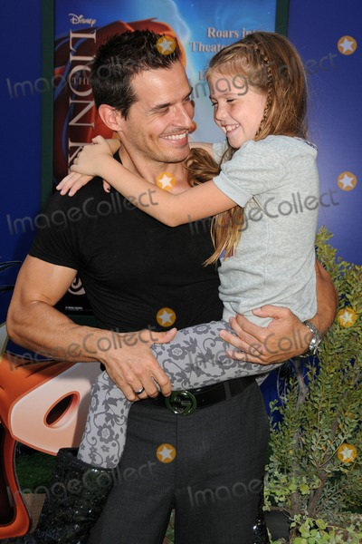 Antonio Sabato Jr Photo - 27 August 2011 - Hollywood California - Antonio Sabato Jr The Lion King 3D Los Angeles Premiere held at The El Capitan Theatre Photo Credit Byron PurvisAdMedia