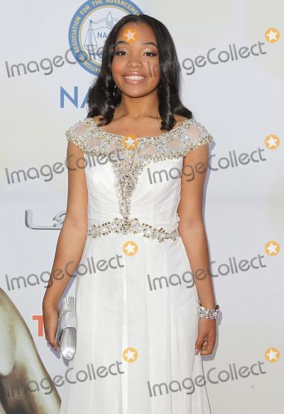 Ashley Jackson Photo - 6 February 2015 - Pasadena California - Ashley Jackson 46th Annual NAACP Image Awards held at the Pasadena Civic Auditorium Photo Credit F SadouAdMedia