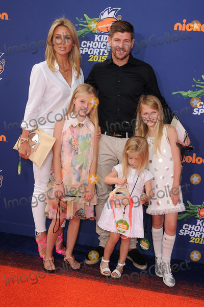Alex Gerrard Photo - 16 July 2015 - Westwood California - Alex Gerrard Steven Gerrard Nickelodeon Kids Choice Sports Awards 2015 held at the UCLA Pauley Pavilion Photo Credit Byron PurvisAdMedia