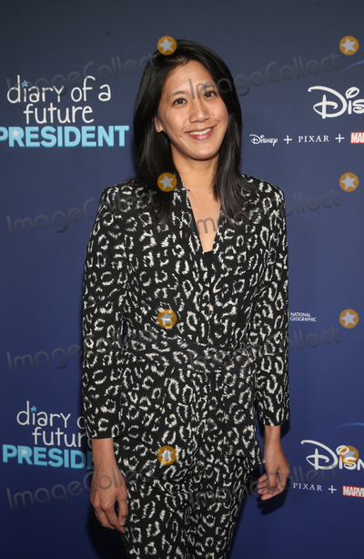 Agnes Chu Photo - 14 January 2020 - Hollywood California - Agnes Chu Premiere Of Disney s Diary Of A Future President held at the ArcLight Cinemas Photo Credit FSAdMedia