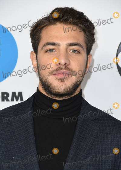 Father Alberto Cuti Photo - 05 February 2019 - Pasadena California - Alberto Frezza Disney ABC Television TCA Winter Press Tour 2019 held at The Langham Huntington Hotel Photo Credit Birdie ThompsonAdMedia