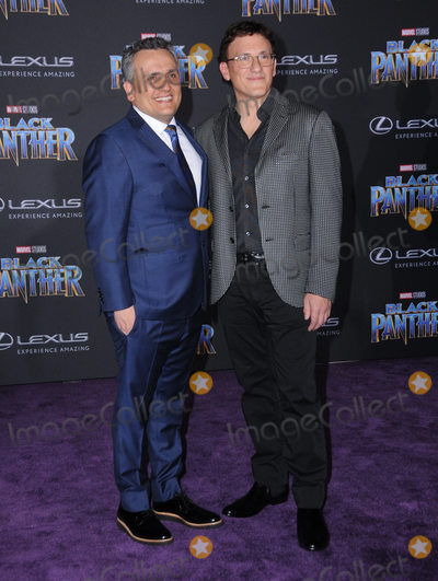 Anthony Russo Photo - 29 January 2018 - Hollywood California - Anthony Russo Joe Russo Marvel Studios Black Panther World Premiere held at Dolby Theater Photo Credit Birdie ThompsonAdMedia