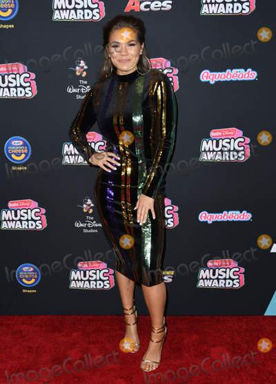 Abby Anderson Photo - 22 June 2018 - Hollywood California - Abby Anderson 2018 Radio Disney Music Awards held at Loews Hotel Photo Credit Birdie ThompsonAdMedia
