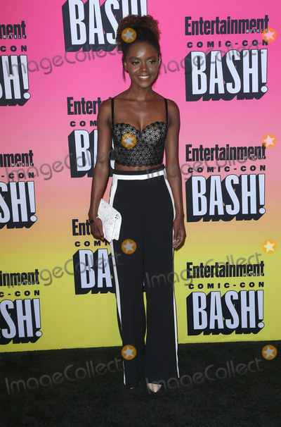 Ashleigh Murray Photo - 23 July 2016 - San Diego California - Ashleigh Murray Entertainment Weekly Hosts 2016 Annual Comic-Con Party held at the Float at Hard Rock Hotel Photo Credit AdMedia
