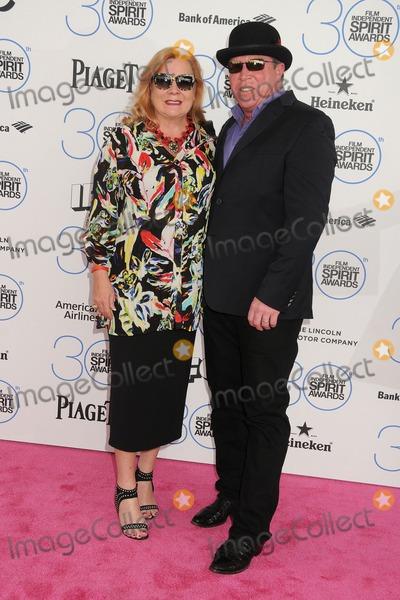 Anne OShea Photo - 21 February 2015 - Santa Monica California - Anne OShea Brian Quattrini 2015 Film Independent Spirit Awards - Arrivals held at Santa Monica Beach Photo Credit Byron PurvisAdMedia