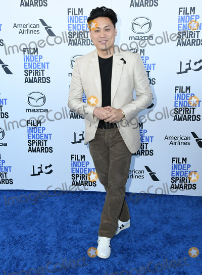Jon M Chu Photo - 08 February 2020 - Santa Monica - Jon M Chu 2020 Film Independent Spirit Awards - Arrivals held at Santa Monica Pier Photo Credit Birdie ThompsonAdMedia