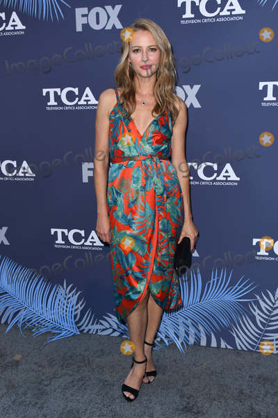 Amy Acker Photo - 02 August 2018 - West Hollywood California - Amy Acker 2018 FOX Summer TCA held at Soho House Photo Credit Birdie ThompsonAdMedia