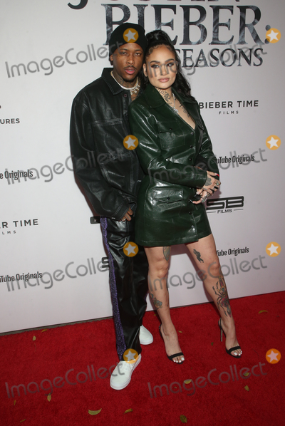 Justin Bieber Photo - 27 January 2020 - Westwood California - YG Kehlani The Premiere Of YouTube Originals Justin Bieber Seasons held at The Regency Bruin Theatre Photo Credit FSAdMedia