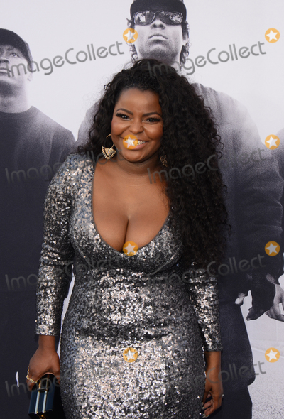 Asia Bryant Photo - 10 August 2015 - Los Angeles California - Asia Bryant Premiere Of Universal Pictures And Legendary Pictures Straight Outta Compton held at Microsoft Theater Photo Credit Tonya WiseAdMedia